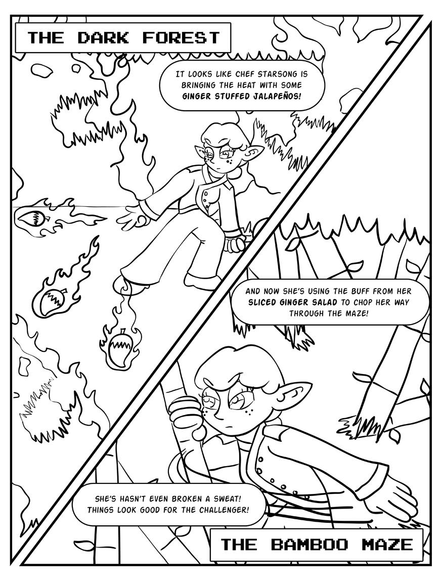 2-34: The Forest Mazes - 8-bit Adventures